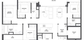 pullman-residences-condo-singapore-floor-plan-4-bedroom-d1